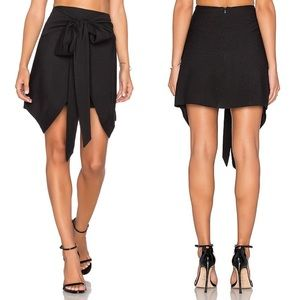 Finders Keepers Better Days Skirt in Black